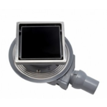 Душевой трап Pestan Confluo Standard Black Glass 4