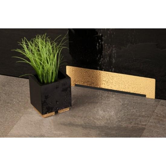 Душевой лоток Pestan Confluo Wall Gold