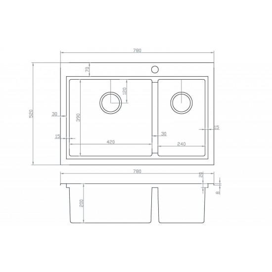Zorg Master Dixi ZM R-5278-L