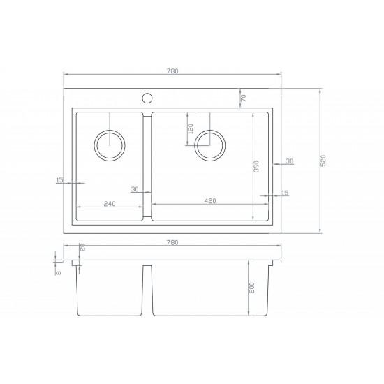 Zorg Master Finess ZM R-5278-R