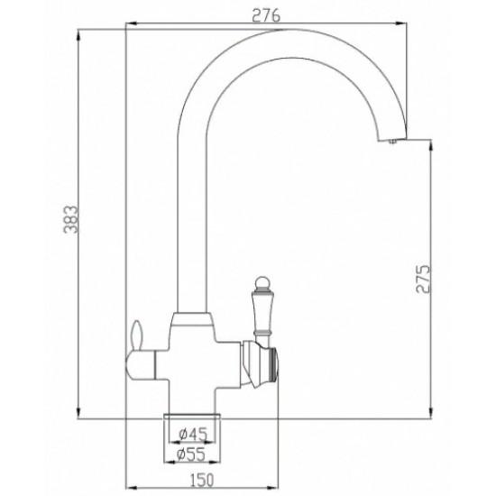 Steel Hammer SH 723 INOX