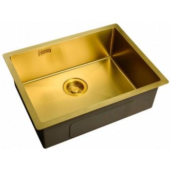 Мойка Zorg ZL R-580440 Bronze
