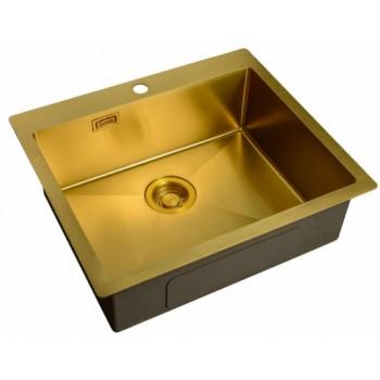 Мойка Zorg ZL R-590510 Bronze