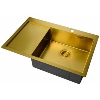 Мойка Zorg ZL R-780510 R Bronze