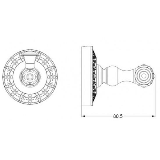 Zorg Antic AZR-01 BR Крючок